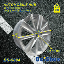 15 '' carro de alumínio carro roda hub para carro