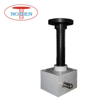 Cost Effective Heavy Lifting Simple Installation Compound Screw Jack