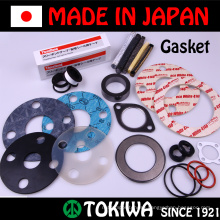 Reliable gasket & gland packing for piping. Manufactured by Nichias, Valqua, Pillar & Matex. Made in Japan (soft iron gasket)