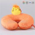 plush funny cute travel neck pillow