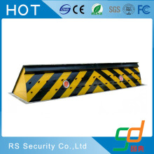 retractable safety hydraulic automatic rising blocker