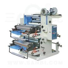 Máquina de impresión flexográfica de la serie de Yt 2 Color