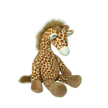Cute Child Soft Toy Animals Stuffed Giraffe Plush Toy for Sale
