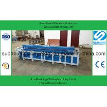 *4000mm Автоматическая пластиковый лист для стыковой сварки машина Завальцовки