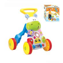 Ce Aprovação Baby Walker Musical com Luz e Música (H9327001)