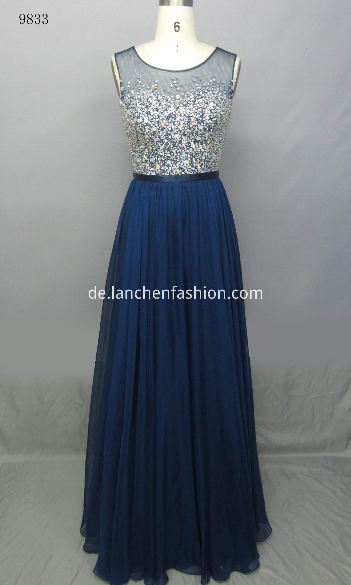 Lace Prom Cocktail Dress