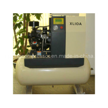 Компактный воздушный компрессор с вращающейся спиралью с сушильной камерой (Xl-10A 7.5kw)