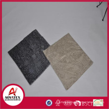 wholesale cheap ,new style r,280grm 100%polyester brushed pv fleece back with 180grm DTM solid microfiber cushion cover