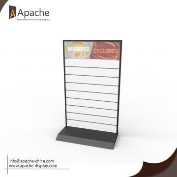 Dismountable Steady Metal Panel Display Stand