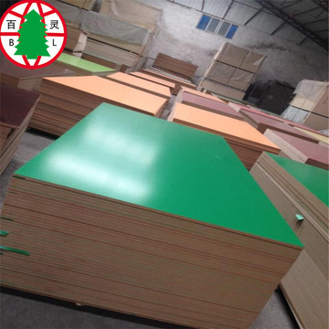Decorative Board Color Melamine Paper MDF