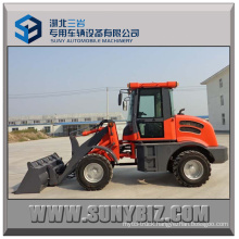 1 Ton Mini Wheel Loader with CE