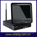 домашней безопасности камеры DVR с ЖК-экран, WiFi nvr комплект видеонаблюдения