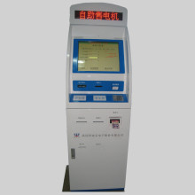All-in-One Billing Payment Automatic Vending Machine