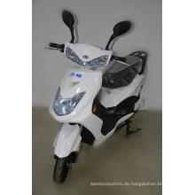 Hochwertiges elektrisches Motorrad mit verschiedenen Farben