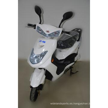 Moto eléctrica de alta calidad con diferentes colores