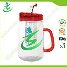480ml Vaso de plástico transparente de doble pared (IB-A5)