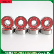 Roller skate bearings 608-2RS for longboards