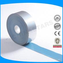 Reflexivo logotipo impressão transferência de calor tecido reflexivo