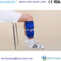 Knee Large Hot & Cold Therapy Ice Gel Wrap (Thigh, Knee, Hamstrings, Shin)