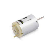Permanent Magnet Brushed mini dc vacuum motor with low noise