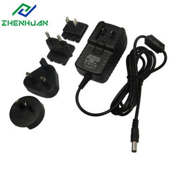 Napájecí adaptéry 12V2A 24W International Converter Plug Power Adapters