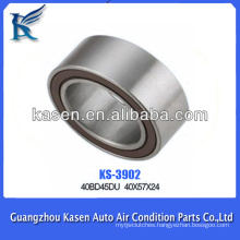 Auto air conditioner magnetic clutch pulley bearing 40*57*24mm bearing