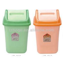 Plastikmüllcontainerform