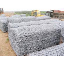 Gabion Box (cage en pierre) pour mur de soutènement
