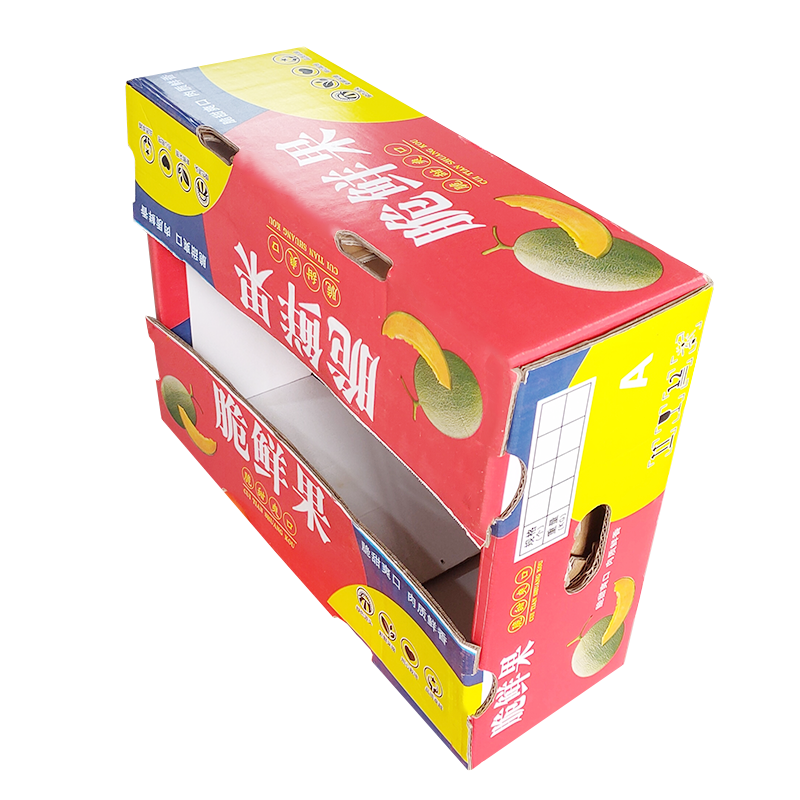 Agricultural Product Packaging Carton