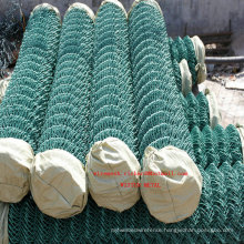 China Manufacturer Factory Chain Link Fence Diamond Wire Mesh