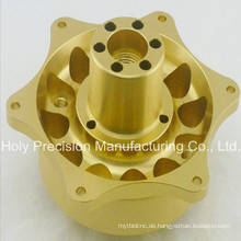 Customized Services CNC Bearbeitung Teile Messing Fitting