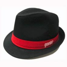 Chapéus baratos Fedora para homens com logotipo personalizado