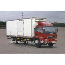 Dongfeng 5-6 Tons Freezers Type mini refrigerated van