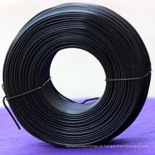 Fio grande barato do ferro do preto da bobina do baixo aço carbono para o prego do fio que faz materiais