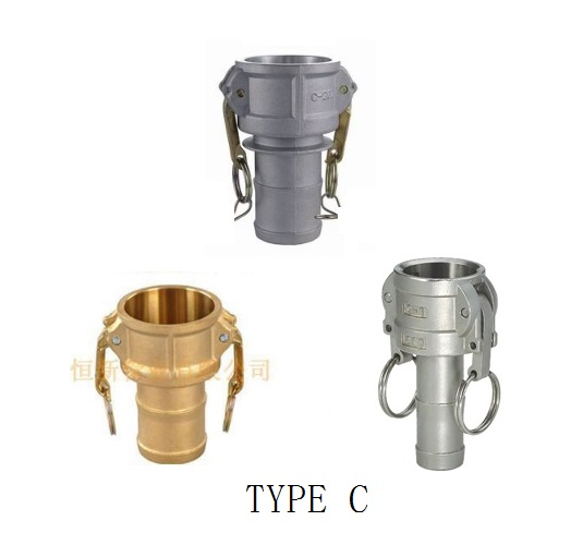 Camlock Quick Couplings Type C