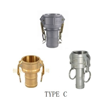 Camlock Quick Couplings ประเภท C