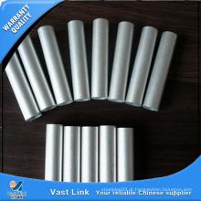 Tubo de alumínio série 1000 para decoração