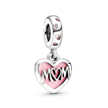 925 sterling silver 2021 new mother's day series diy beaded accessories factory direct sales Pandora