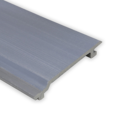 156x21mm Low Carbon Wear-resisting Co-extrusion WPC Decking