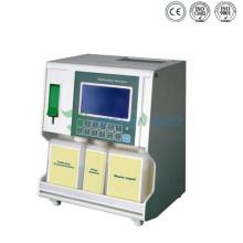 Analyseur médical d'électrolyte sanguin Ys1000A avec écran LCD
