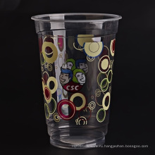 Одноразовые ПП пластиковый холодной чашки питья
