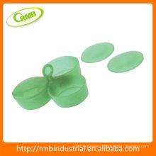 3 Dish Plastic Condiment Server