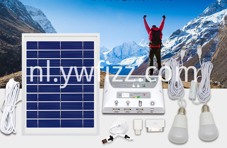 Photovoltaic power supply