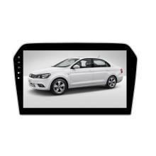 """Yessun 10.2 """"Reproductor de DVD de coche con Bt / GPS / MP5 / Radio para Volkswagen Jetta 2013 (HD1031)"""