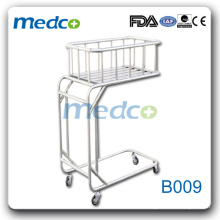 B009 stainless steel hospital baby cribs best price!