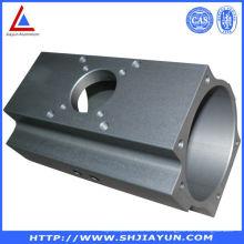 6063 Gabinete de alumínio extrudado para uso na indústria