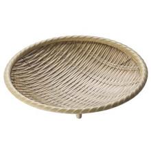 Melamine Wooden Series Round Plate/Melamine Dinnerware (NK13809-10)