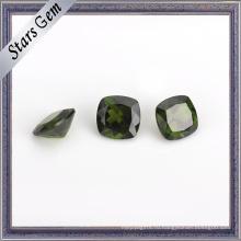 Валик натуральный распил Диопсид драгоценных камней для ювелирных украшений