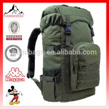 60L camping caminhadas mochila marca
