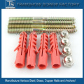 Conical Type Plastic Wall Anchor Nylon Plugs